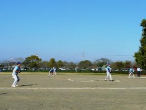 ソフトボール②