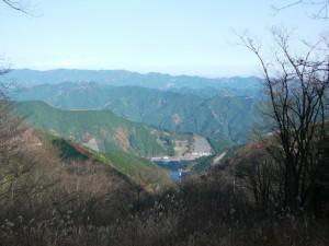 名栗湖トレッキング⑤