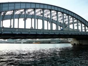 勝どき橋⑤