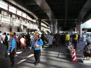 石神井公園駅見学会①