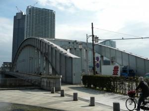 勝どき橋①
