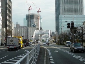 勝どき橋④