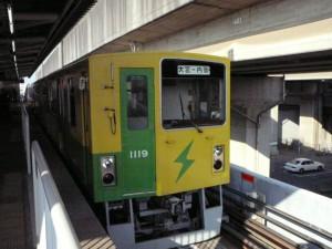 鉄道博物館①