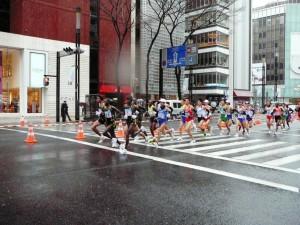 トーキョーマラソン③