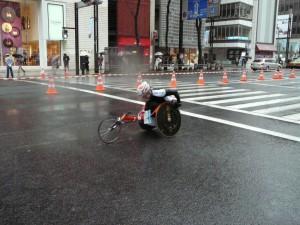 トーキョーマラソン④