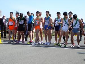都民体育大会駅伝競走①