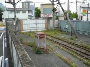 西武鉄道所沢車輌工場跡②