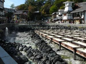渋温泉旅行①