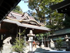 川越氷川神社④