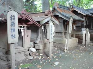 川越氷川神社③