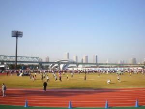 江東シーサイドマラソン②