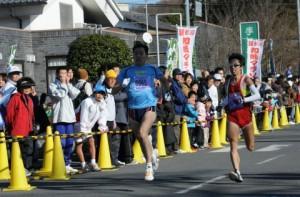 和紙マラソン④